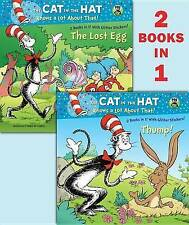 Rabe, Tish : Thump!/The Lost Egg (Dr. Seuss/Cat in th