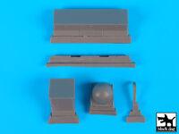 Black Dog 1/35 US Stryker WINT-T B Accessories Set for Trumpeter kit