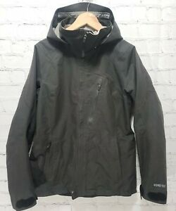 Burton AK Gore Tex FYI Black Ski Jacket Adult Large Women's,        A78