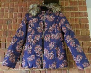LADIES TU PADDED WINTER JACKET size UK 12