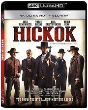 HICKOK  (4K ULTRA HD) - Blu Ray -  Region free