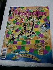 .New Orleans Mardi Gras Guides set of 5