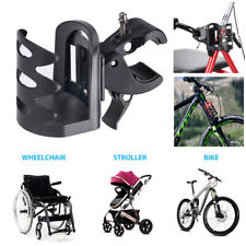 Universal Beverage Drink Cup Holder Fit Wheelchair Walker Bike Stroller