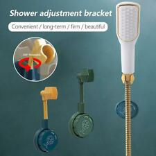 Universal Wall mounted Shower Head Holder Bracket Adjustable Home Bathroom