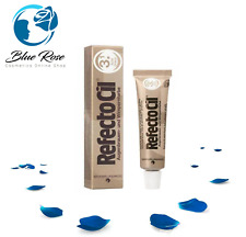 Refectocil Eyelash and Eyebrow Dye for Professional Tinting 15ml Light Brown