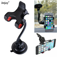 Universal 360° Car Windshield Mount Cradle Holder for Mobile Cell Phone GPS