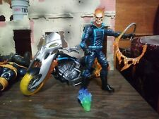 Marvel Legends Ghost Rider Motorcycle pack 6 Inch Custom Action Figure