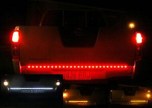 Multi-function LED Rear Tailgate Light Bar Strip for Holden RA 2003-2008 Rodeo