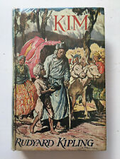 Kim by Rudyard Kipling - The Young People's Edition: Macmillan 1966