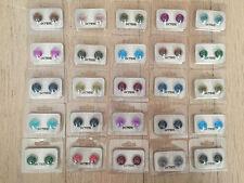 HUGE LOT Kenner Takara Blythe Ixtee eyechips, 25 asst pairs BNIP