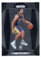 2017-18 Panini Prizm Basketball Josh Hart Base Rookie RC #282 Lakers Pelicans