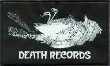 Patch Death Records Phantom Of The Paradise Horror Funny Dead Bird Punk NFP028