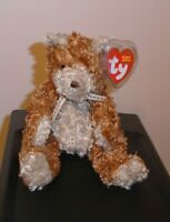 Ty Beanie Baby - WHITTLE the Bear - MINT with MINT TAGS