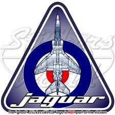 JAGUAR RAF BAC-Breguet (SEPECAT) British Royal AirForce UK Vinyl Sticker, Decal