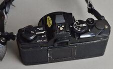Olympus OM-2 spot/program 35mm SLR Film Camera Body Only - Black