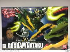 Bandai Gundam Wing Endless Waltz HG 1/144 EW-06 XXXG-01S2 Altron Gundam Nataku