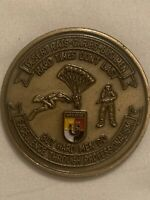 Desert Rats Airbourne Challenge Coin Very Rare Coin