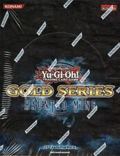 YUGIOH GOLD SERIES HAUNTED MINE EURO ED BOX BLOWOUT CARDS