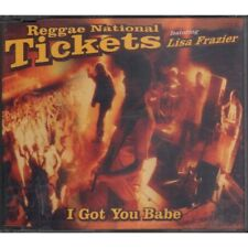 Reggae National Tickets ‎‎‎CD'S I Got You Babe / Universal Nuovo 3259130031423