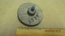 REYNOLDS ICE MAKER #3589 #2 gear- 3 pinion motor/Transmission G/E