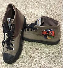 KEDS LOONEY TUNES Hip Hop hi top Tan suede shoes Womens 1993 VINTAGE size 8.5