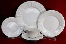 RED CLIFF pottery GRAPE pattern 5-piece PLACE SETTING