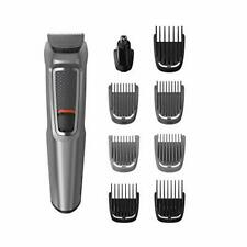 Philips 9-in-1 All-In-One Trimmer, Series 3000 Grooming Kit for Beard & Hair