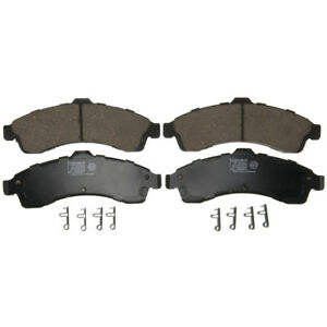 Disc Brake Pad Set-SST Front Federated D882C