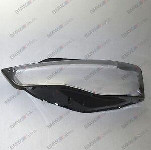 Audi A5 Facelift 11-16 (LCI) OEM Headlight Glass Head lamp Lens Cover (LEFT)