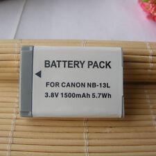 Battery for Canon NB-6LH NB-6L for SX700 SX600  SX510 SX280 SX275 SX240