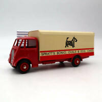 Atlas Dinky Toys 917 Supertoys GUY VAN Truck Red Diecast Models Car Collection