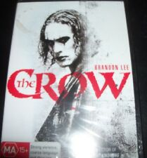The Crow (Brandon Lee) (Australia Region 4) DVD – New