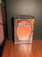 Box Only 1995 Deckmaster Starter Set 4th Edition  Magic the Gathering Vintage