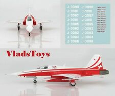 Hobby Master 1:72 F-5E Tiger II Swiss AF Patrouille Suisse Team 55th Ann HA3335