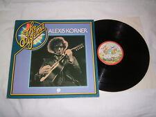 LP - Alexis Korner The Original # cleaned