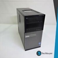 DELL OptiPlex 9010 MT i7 3770 16GB Ram 512GB SSD Windows 10 Mini Tower PC