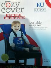 Cozy Cover Little Scholars - Portable Secure High Chair Kansas Baby Shower Gift