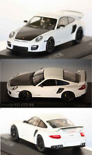 Minichamps Porsche 911 (997 II) GT2 RS 2010 Blanche 1/43 400069400