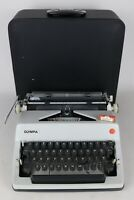 Vtg Olympia SM9 Typewriter Presumably Belonged to Mrs. (Gisela) Oskar Maria Graf
