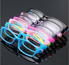 Flexible Kids Eyeglasses Glasses Frames Size 45 No Screw Unbreackable 5-10 years