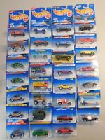 Mattel Hot Wheels 30 pc Lot (1990's)  NIP
