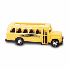 American Plastic Toys 83140 Toddlers Kids Large 18 Inch School Bus Car, Yellow