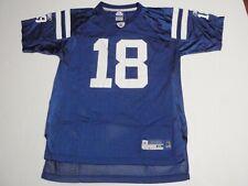 Peyton Manning Indianapolis ColtsReebok NFL Jersey Boys Extra Large (18-20) #18
