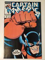 Captain America #354 Marvel 1st app John Walker as US Agent