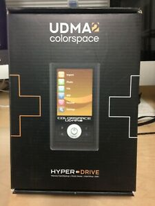 UDMA2 colorspace Hyper Drive, 120GB Samsung SSD, Photo viewer/backup