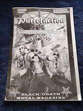 PUTREFACTION - Issue #9 Black/Death Metal Magazine from Sweden 1995