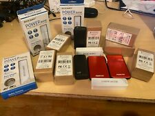 Lot of New and Unboxed Power Banks