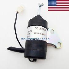 Solenoid 101046 Grasshopper Mower for Kubota Engine 12 Hp to 23 Hp Z482 D622+