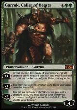 GARRUK, EVOCATORE DI BESTIE - GARRUK, CALLER OF BEASTS Magic M14 Mint