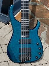 1992 Modulus Graphite Quantum 5 5-string Bass an early production Rockin Bass !